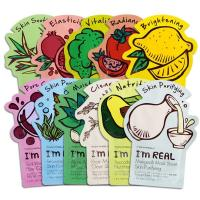 Тканевая маска Tony Moly I'm Real Mask Sheet