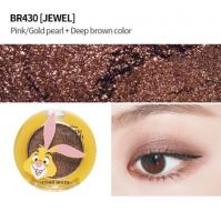 Тени для век Etude House Happy With Piglet Look at My Eyes