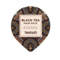 Освежающая утренняя маска для лица Heimish Black Tea Mask Pack