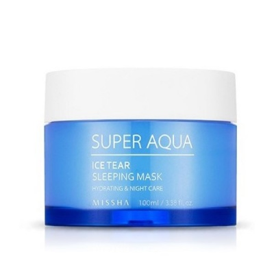Ночная маска Missha Super Aqua Ice Tear Sleeping Mask