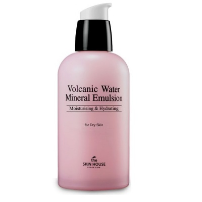Эмульсия для лица The Skin House Volcanic Water Mineral Emulsion