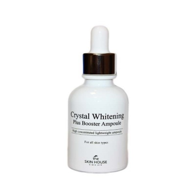 Сыворотка для лица The Skin House Crystal Whitening Plus Booster Ampoule