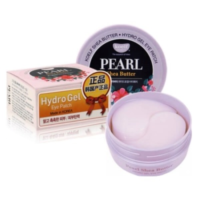 Гидрогелевые патчи Koelf Pearl Shea Butter Hydrogel Eye Patch