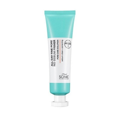 Матирующий праймер Scinic All Day Fine Pore No Sebum Primer