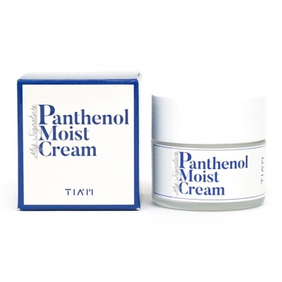 Крем для лица Tiam My Signature Panthenol Moist Cream