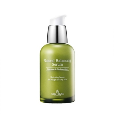 Сыворотка для лица The Skin House Natural Balancing Serum